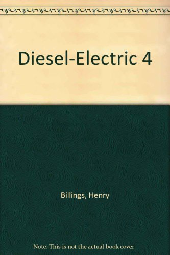 9780670272303: Diesel - Electric 4030
