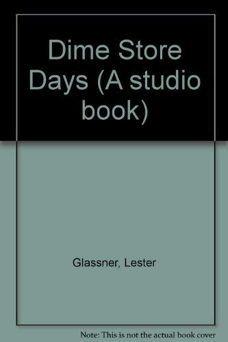 9780670272792: Dime-Store Days: 2 (A Studio book)