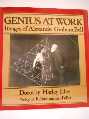 9780670273898: Genius at Work: Images of Alexander Graham Bell (A Studio book)