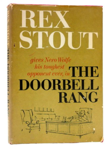 The Doorbell Rang: Rex Stout