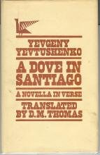 9780670280704: A Dove in Santiago: A Novella in Verse