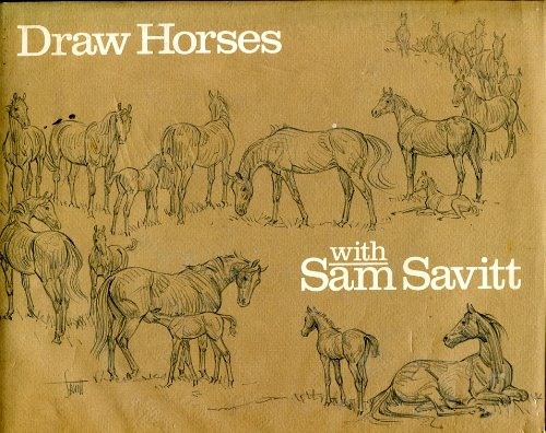 9780670282593: Draw Horses with Sam Savitt