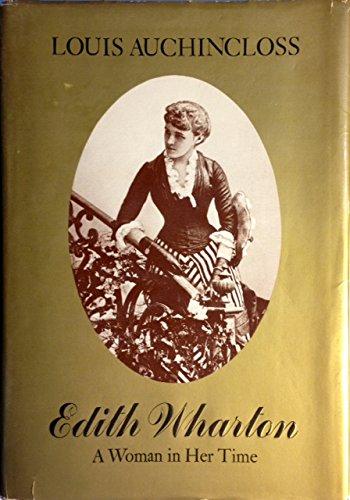 9780670289110: Edith Wharton: A Woman in Her Time