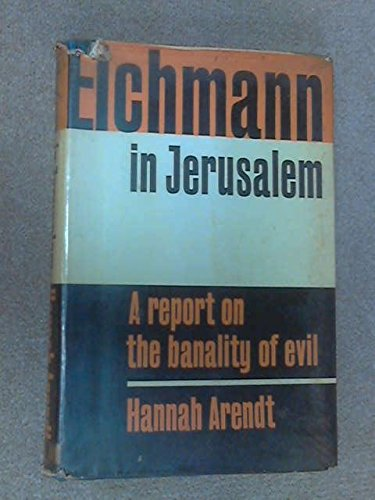 hannah arendt the banality of evil - 375×500
