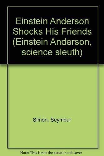 9780670290703: Einstein Anderson Shocks His Friends