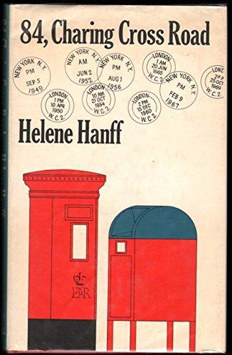 84, Charing Cross Road: Hanff, Helene