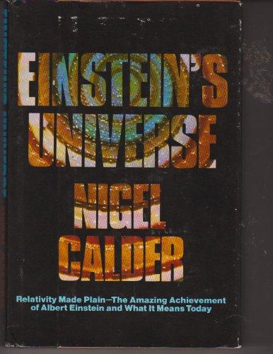 Einstein's Universe: Calder, Nigel