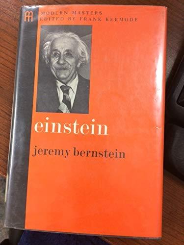 9780670290772: Einstein (Modern masters)