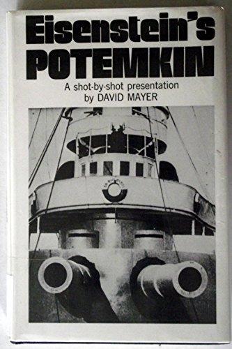 9780670290796: Sergei M. Eisenstein's Potemkin: A Shot-By-Shot Presentation.