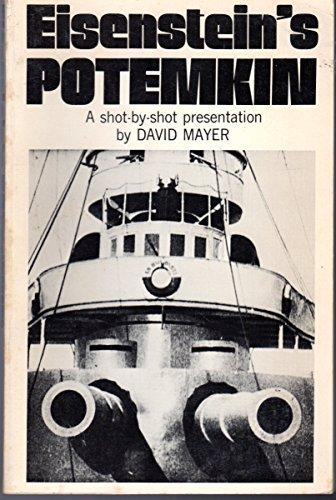 9780670290802: Sergei M. Eisenstein's Potemkin; a shot-by-shot presentation