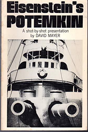 Eisenstein's Potemkin: A shot-by-shot presentation (0670290807) by David Mayer