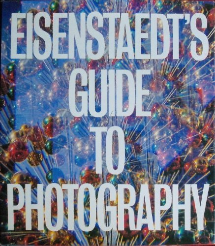 9780670290819: Eisenstaedt's Guide to Photography: A Studio Book