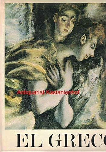El Greco 1541-1614 (domenikos theotokopoulos): Gudiol, Jose re: El Greco