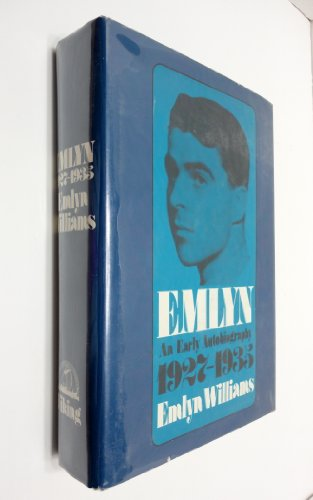 9780670292950: Emlyn: An Early Autobiography 1927-1935