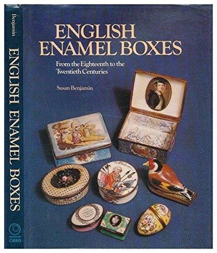 9780670296798: English Enamel Boxes