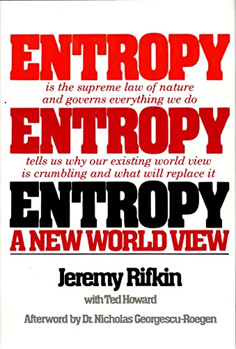 9780670297177: Entropy: A New World View