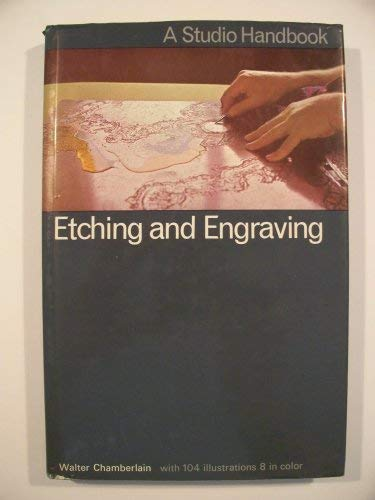 9780670298273: Etching and Engraving: 2 (A Studio book)