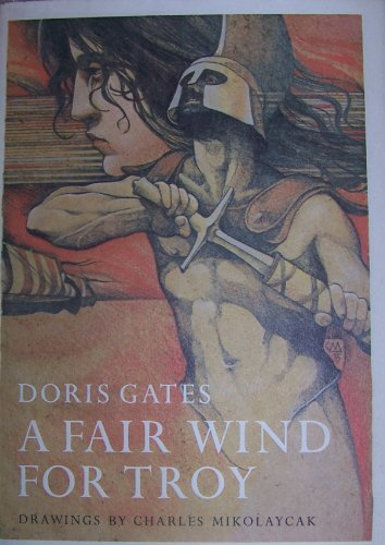 9780670305056: A Fair Wind for Troy