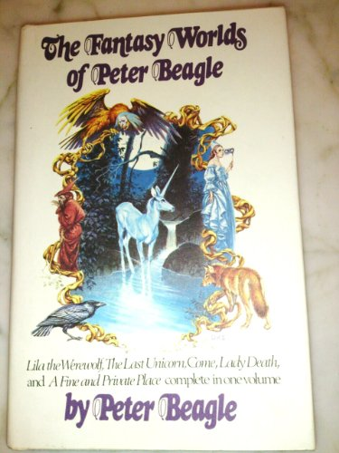 9780670307258: The Fantasy Worlds of Peter Beagle