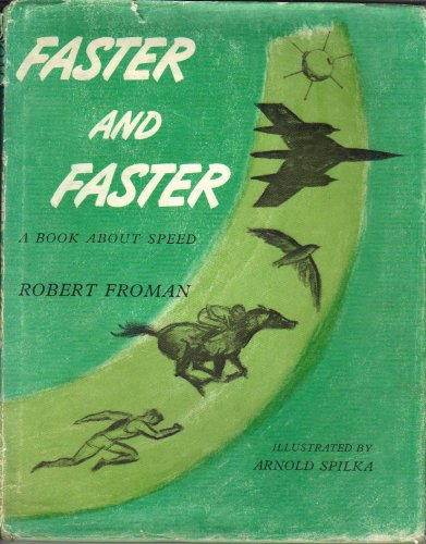 9780670308897: Faster and Faster: A Book about Speed