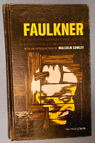 9780670310029: Title: The Portable Faulkner Revised and Expanded Edition