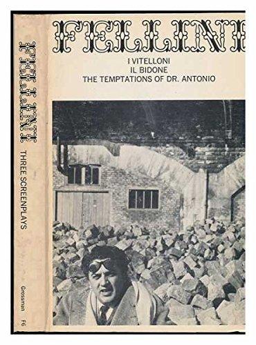 9780670311620: Fellini's Three Screenplays