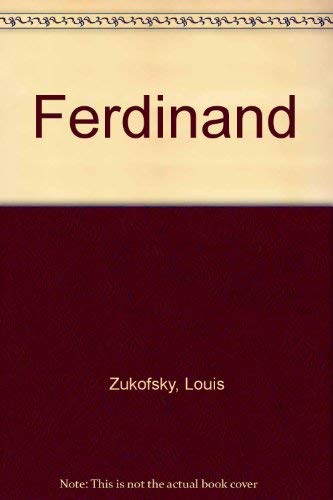 9780670311668: Ferdinand