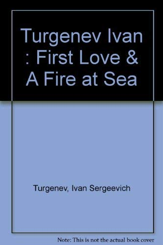 9780670315819: First Love and a Fi: 2