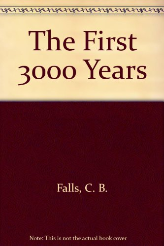 9780670316212: The First 3000 Years: 2