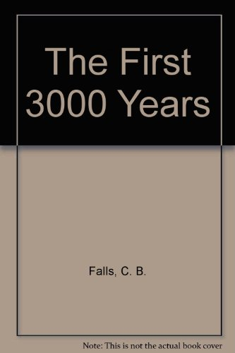 9780670316229: The First 3000 Years: 2