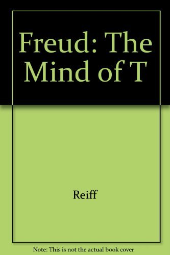 9780670329243: Freud: The Mind of T