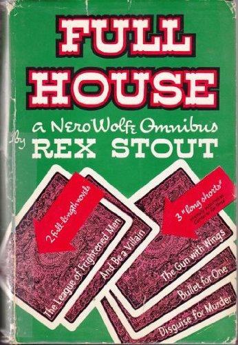 Full House: 2: Rex Stout