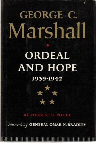 9780670336869: George C. Marshall, Vol.2