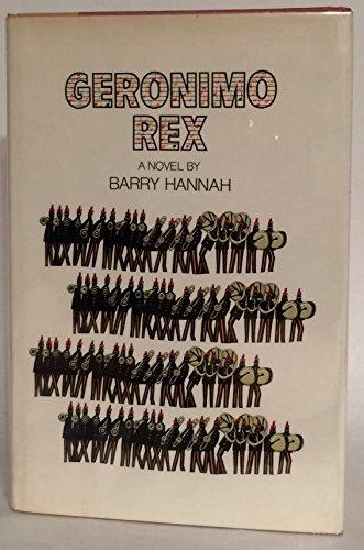 Geronimo Rex: Hannah, Barry