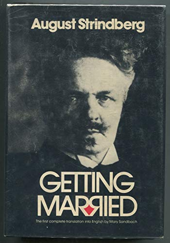 Getting Married: STRINDBERG, August