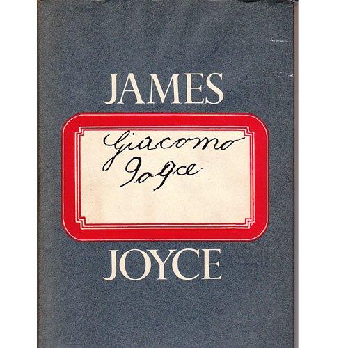 Giacomo Joyce: Joyce, James