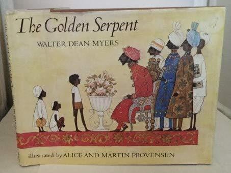 The Golden Serpent: Walter Dean Myers