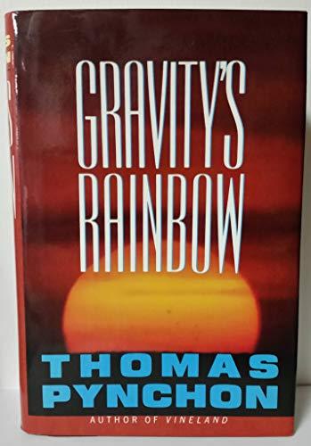 9780670348329: Gravity's Rainbow