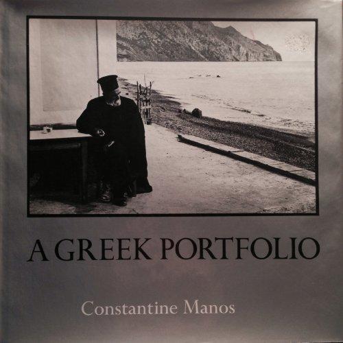 9780670353156: The Greek Portfolio [Gebundene Ausgabe] by Constantine Manos; Manos, Constantine