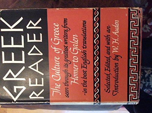 9780670353293: The portable Greek reader