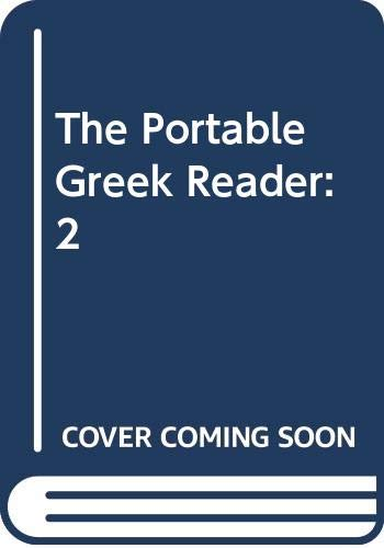 9780670353309: The Portable Greek Reader