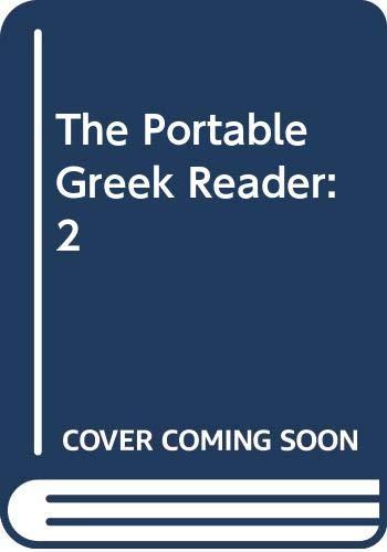 9780670353309: The Portable Greek Reader: 2