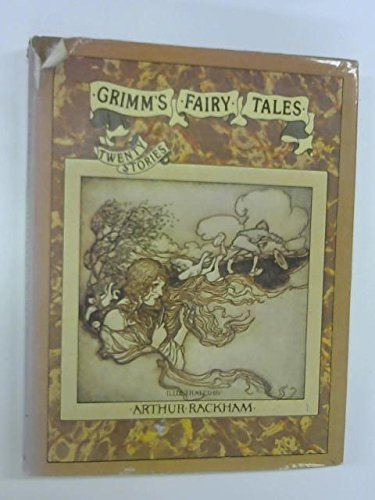 Grimm's Fairy Tales: Twenty Stories (English and German Edition)