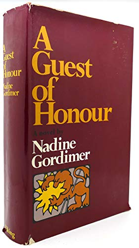A Guest of Honour (Honor)