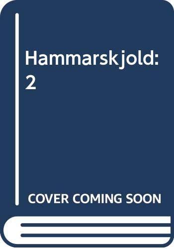 9780670359493: Hammarskjold: A Pictorial Biography