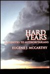 9780670361410: The Hard Years