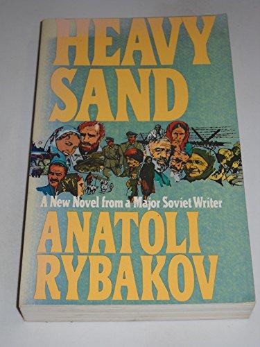 Heavy Sand: A. Rybakov