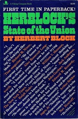 9780670368723: Herblock's State (A Viking compass book)