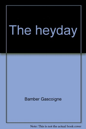 9780670369546: The Heyday: 2