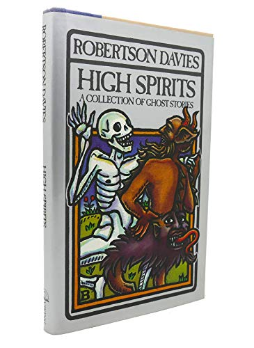 9780670371549: Davies Robertson : High Spirits